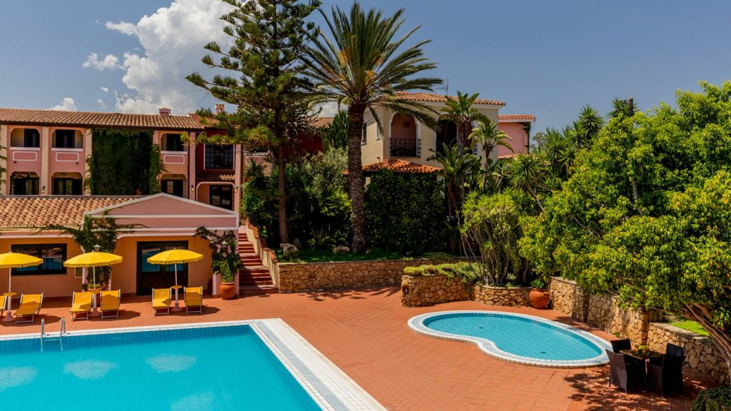 Hotel a 4 stelle in localit cala ginepro cala ginepro hotels - I giardini di cala ginepro hotel resort ...
